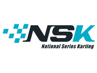 Logo Karting - NSK races